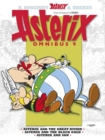 Asterix: Asterix Omnibus 9 : Asterix and The Great Divide, Asterix and The Black Gold, Asterix and Son - Book
