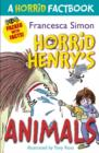 Horrid Henry's Animals : A Horrid Factbook - eBook
