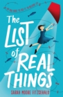 The List of Real Things - Book