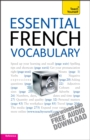 Essential French Vocabulary: Teach Yourself - Book