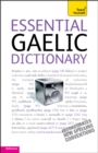 Essential Gaelic Dictionary: Teach Yourself - Book