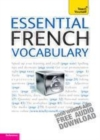 Essential French Vocabulary : Teach Yourself - eBook