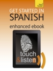 Get Started in Beginner's Spanish: Teach Yourself Enhanced Epub - eBook
