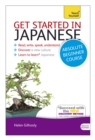 Get Started in Japanese Absolute Beginner Course : (Book and Audio Support) - Book
