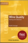 Wine Quality : Tasting and Selection - eBook