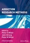 Addiction Research Methods - eBook