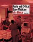 Acute and Critical Care Medicine at a Glance - eBook