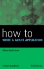 How to Write a Grant Application - eBook