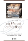 A Companion to the History of the Book - eBook