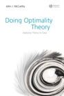 Doing Optimality Theory : Applying Theory to Data - eBook