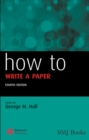 How to Write a Paper - eBook