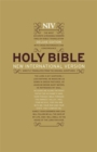 NIV Deluxe Hardback Bible - Book