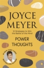 Power Thoughts : 12 Strategies to Win the Battle of the Mind - Book
