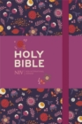 NIV Pocket Floral Notebook Bible - Book
