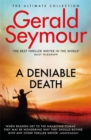 A Deniable Death - Book