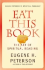 Eat This Book : A Conversation in the Art of Spiritual Reading - eBook