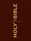 NIV Clear Print Bible - Book