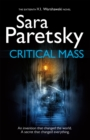Critical Mass : V.I. Warshawski 16 - Book