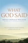 What God Said - Book