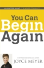 You Can Begin Again - Book