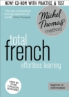 Total Course: Learn French with the Michel Thomas Method) : Beginner French Audio Course - Book