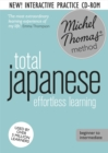 Total Japanese Foundation Course: Learn Japanese with the Michel Thomas Method : Beginner Japanese Audio Course - Book