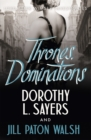 Thrones, Dominations - Book