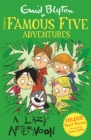 Famous Five Colour Short Stories: A Lazy Afternoon - Book