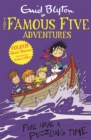 Famous Five Colour Short Stories: Five Have a Puzzling Time - Book