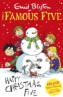 Famous Five Colour Short Stories: Happy Christmas, Five! - eBook