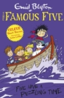Famous Five Colour Short Stories: Five Have a Puzzling Time - eBook