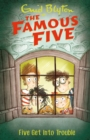 Five Get Into Trouble : Book 8 - eBook