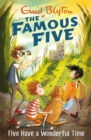 Five Have A Wonderful Time : Book 11 - eBook