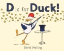 D is for Duck! - Book