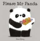 Please Mr Panda Board Book - Book