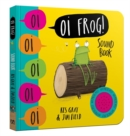 Oi Frog! Sound Book - Book