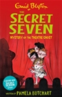 Secret Seven: Mystery of the Theatre Ghost - Book