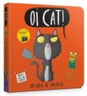 Oi Cat! Board Book - Book