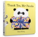 Thank You, Mr Panda Board Book - Book