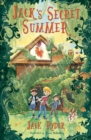 Jack's Secret Summer - eBook