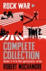 Rock War Complete Collection : Books 1-4 in the spectacular series - eBook