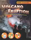 Science Adventures: Volcano Eruption! - Explore materials and use science to survive - Book