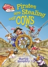 Race Ahead With Reading: Pirates Are Stealing Our Cows - Book