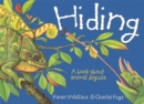 Wonderwise: Hiding: A book about animal disguises - Book