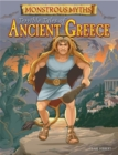 Monstrous Myths: Terrible Tales of Ancient Greece - Book