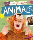 Play and Discover: Animals - Book