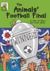 Froglets: The Animals' Football Final - Book