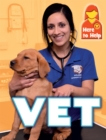 Here to Help: Vet - Book