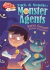 Race Ahead With Reading: Tuck and Noodle: Monster Agents - Book