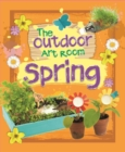 The Outdoor Art Room: Spring - Book